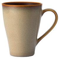 Oneida L6753066506 Rustic 9 oz. Sama Porcelain Mug - 36/Case