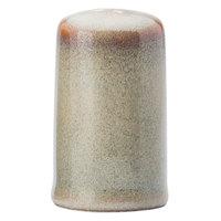 Oneida L6753066911 Rustic 1 1/2 inch Sama Porcelain Pepper Shaker - 72/Case