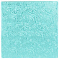 Enjay 1/2-10SBLUE12 10 inch Fold-Under 1/2 inch Thick Blue Square Cake Drum