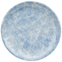 Oneida F1463060132 Studio Pottery Cloud 8 1/2 inch Porcelain Round Plate - 24/Case