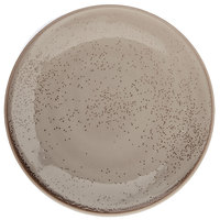 Oneida F1493015131 Terra Verde Natural 8 1/4 inch Porcelain Round Coupe Plate - 36/Case
