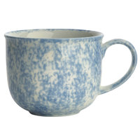 Oneida F1463060042 Studio Pottery Cloud 11.75 oz. Porcelain Mug - 24/Case