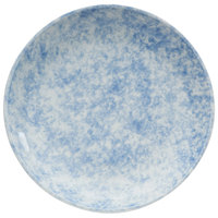 Oneida F1463060282 Studio Pottery Cloud 10 5/8 inch Porcelain Round Deep Plate - 12/Case