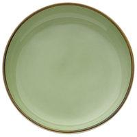 Oneida F1463067283 Studio Pottery Celadon 16 oz. Porcelain Tapas Dish - 24/Case