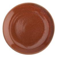 Oneida F1493025123 Terra Verde Cotta 7 inch Porcelain Plate - 48/Case