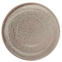 Oneida F1493015117 Terra Verde Natural 6 inch Porcelain Round Coupe Plate - 36/Case
