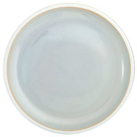 Oneida F1463051132 Studio Pottery Stratus 8 1/2 inch Porcelain Round Plate - 24/Case