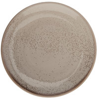 Oneida F1493015150 Terra Verde Natural 10 1/4 inch Porcelain Round Coupe Plate - 12/Case