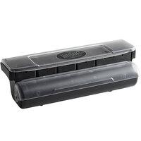 Tablecraft BCD6100BK FIFO 5-Compartment Condiment Bar