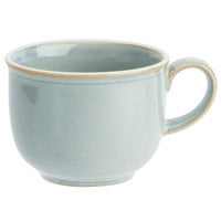 Oneida F1463051525 Studio Pottery Stratus 3.625 oz. Porcelain Espresso Cup - 24/Case