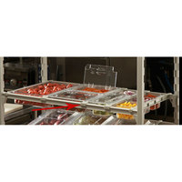 Cambro CSDBS Straight Divider Bar for 24 inch Camshelving® Premium Series Shelving
