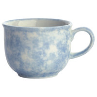 Oneida F1463060525 Studio Pottery Cloud 3.625 oz. Porcelain Espresso Cup - 24/Case