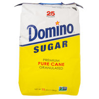 Domino Pure Cane Granulated Sugar - 25 lb.