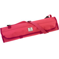 Mercer Culinary M30007PK Pink 8 Pocket Knife Roll