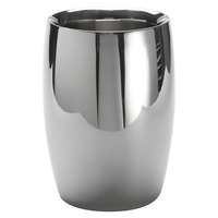 American Metalcraft DWCC 5 1/4 inch Double Wall Stainless Steel Champagne Bucket