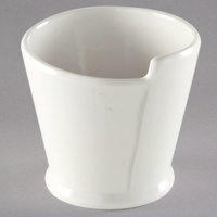 American Metalcraft SCM 1.5 oz. Ivory Melamine Sauce Cup