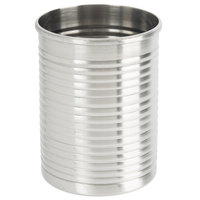 American Metalcraft SCSM 12 oz. Silver Stainless Steel Soup Can