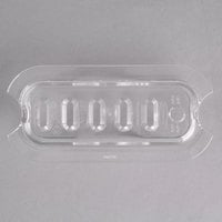 Rubbermaid 2045317 1/9 Size Clear Drain Tray