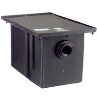 Ashland PolyTrap 4807 14 lb. Grease Trap with Threaded Connections