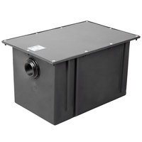 Ashland PolyTrap 4835 70 lb. Grease Trap with Threaded Connections