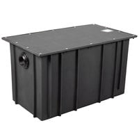 Ashland PolyTrap 4875 150 lb. Grease Trap with Threaded Connections