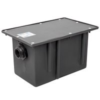 Ashland PolyTrap 4810 20 lb. Grease Trap with Threaded Connections