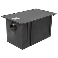 Ashland PolyTrap 4825 50 lb. Grease Trap with Threaded Connections