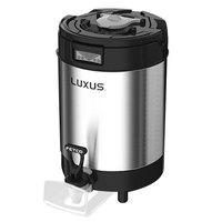 Fetco L4S-15 Luxus 1.5 Gallon Stainless Steel Coffee Server