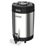 Fetco L4S-20 Luxus 2 Gallon Stainless Steel Coffee Server