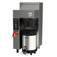 Fetco CBS-1131V+ E113153 Extractor V+ Series Stainless Steel Single Automatic Coffee Brewer - 120V
