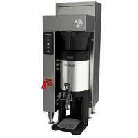 Fetco CBS-1151V+ E115151 Extractor V+ Series Stainless Steel Single Automatic Coffee Brewer - 208-240V