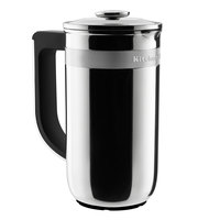 KitchenAid KCM0512SS 25 oz. Stainless Steel French Coffee Press