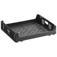Orbis NPL650 27 inch x 22 inch x 6 inch Customizable Black Bakery Bread Tray / Bread Rack