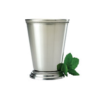 Mercer Culinary M37032 12 oz. Stainless Steel Julep Cup