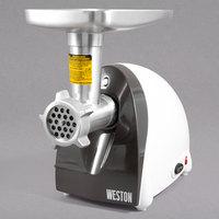 Weston 82-0301-W #5 Electric Meat Grinder - 120V