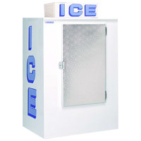 Polar Temp 420AD Auto Defrost Outdoor Ice Merchandiser - 42 cu. ft.