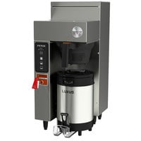 Fetco CBS-1131V+ E113157 Extractor V+ Series Stainless Steel Single Automatic Coffee Brewer - 240V