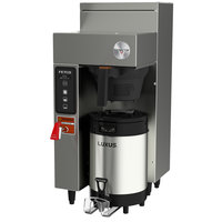 Fetco CBS-1131V+ E113151 Extractor V+ Series Stainless Steel Single Automatic Coffee Brewer - 120V