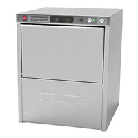 Champion UH-330B ADA High Temperature ADA-Height Undercounter Dishwasher with Energy Recovery - 208/240V
