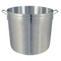 100 Qt. Standard Weight Aluminum Stock Pot