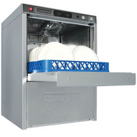 Champion UH-330B High Temperature Undercounter Dishwasher with Energy Recovery - 208/240V