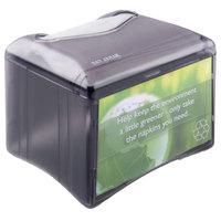 San Jamar H4005TBK Venue Tabletop Fullfold Napkin Dispenser