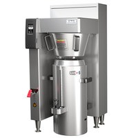 Fetco CBS-2161XTS E216151 XTS Series Stainless Steel Single Automatic Coffee Brewer - 240V, 6400-9100W