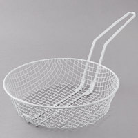 12 inch Coated Coarse Mesh Breading Basket