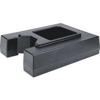 Cambro R1000LCD191 Granite Gray Riser for Cambro Insulated Beverage Dispenser