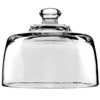 Anchor Hocking 140Q 5 5/16 inch Glass Cheese Dome - 12/Case