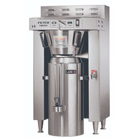 Fetco CBS-61H C61036 Stainless Steel Single Automatic Coffee Brewer - 120/208-240V
