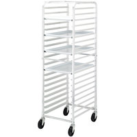 Channel HDKD20 20 Pan Front Load Heavy-Duty Aluminum Bun / Sheet Pan Rack - Unassembled