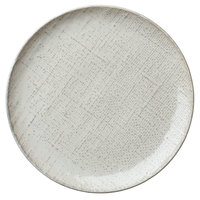 Oneida L6800000123 Knit 7 inch Porcelain Coupe Plate - 48/Case
