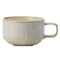 Oneida L6800000530 Knit 6 oz. Porcelain Coffee Cup - 48/Case